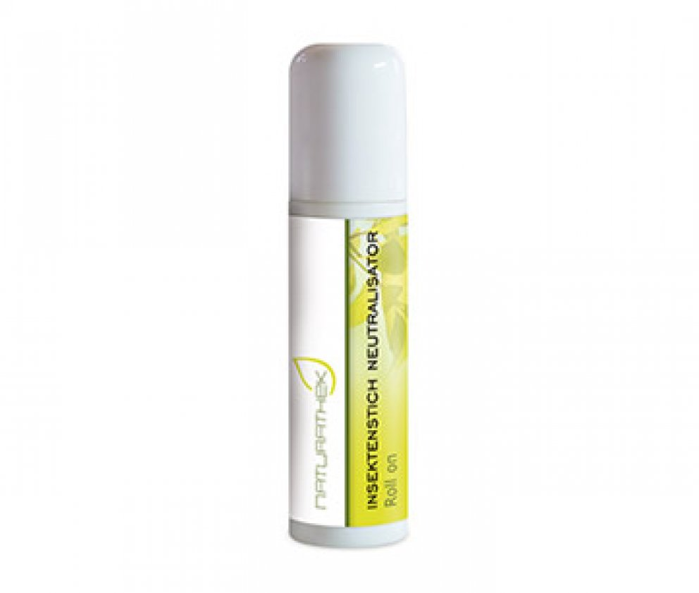 Naturathek Insektenstich Neutralisator Roll-on